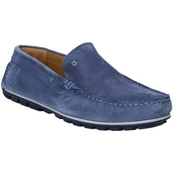 Čevlji  Moški Mokasini Rogers 701 Modra