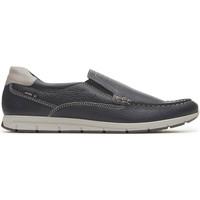 Čevlji  Moški Mokasini Enval 3238000 Modra