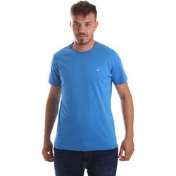 Oblačila Moški Majice s kratkimi rokavi Navigare NV31069 Modra
