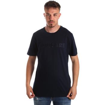 Oblačila Moški Majice s kratkimi rokavi Navigare NV31070 Modra