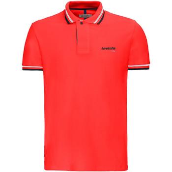 Oblačila Moški Polo majice kratki rokavi Invicta 4452202/U Rdeča