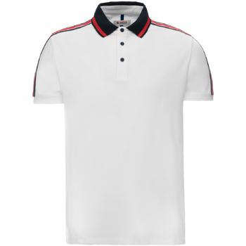 Oblačila Moški Polo majice kratki rokavi Invicta 4452206/U Biely