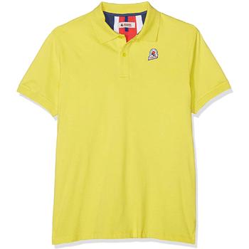 Oblačila Moški Polo majice kratki rokavi Invicta 4452208/U Rumena
