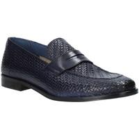 Čevlji  Moški Mokasini Rogers 1012_3 Modra