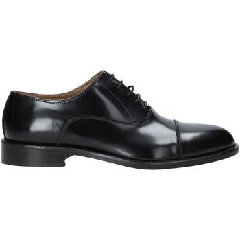 Čevlji  Moški Čevlji Derby Rogers 1002_3 Črna