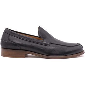 Čevlji  Moški Mokasini Soldini 20777-O-V80 Črna