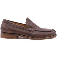 Čevlji  Moški Mokasini Soldini 20777-O-V80 Rjav