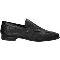 Čevlji  Moški Mokasini Soldini 20115-A-V07 Črna