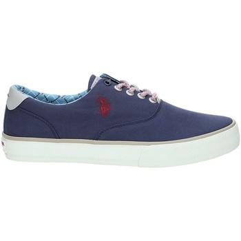 Čevlji  Moški Nizke superge U.S Polo Assn. GALAN4019S9/C1 Modra