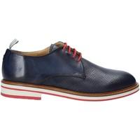Čevlji  Moški Čevlji Derby Rogers 1002_3 Modra