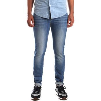Oblačila Moški Kavbojke slim U.S Polo Assn. 51321 51780 Modra