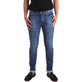 Oblačila Moški Kavbojke slim U.S Polo Assn. 51321 51779 Modra