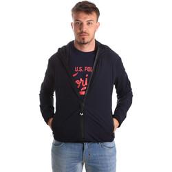 Oblačila Moški Vetrovke U.S Polo Assn. 52417 51541 Modra