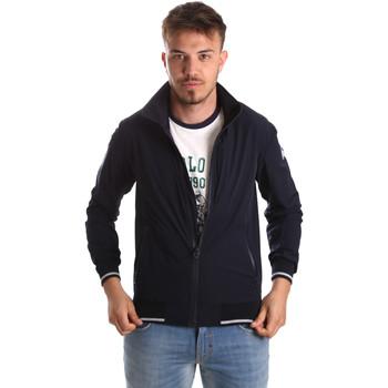 Oblačila Moški Puloverji U.S Polo Assn. 52417 51536 Modra