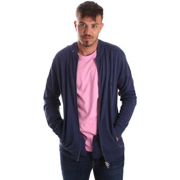 Oblačila Moški Telovniki & Jope U.S Polo Assn. 51727 51433 Modra