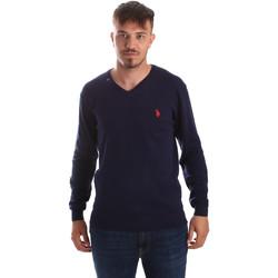 Oblačila Moški Puloverji U.S Polo Assn. 51727 51432 Modra