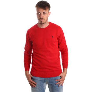Oblačila Moški Puloverji U.S Polo Assn. 51727 51431 Rdeča