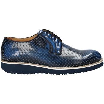 Čevlji  Moški Čevlji Derby Exton 5103 Modra