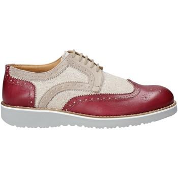Čevlji  Moški Čevlji Derby Exton 5105 Rdeča