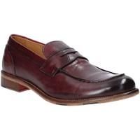 Čevlji  Moški Mokasini Exton 3106 Rdeča