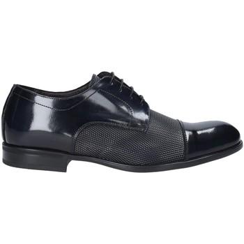 Čevlji  Moški Čevlji Derby Exton 1385 Modra