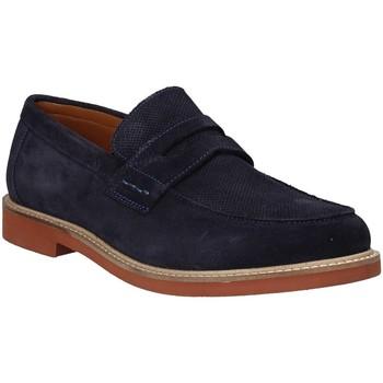 Čevlji  Moški Mokasini Impronte IM91052A Modra