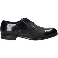 Čevlji  Moški Čevlji Derby Exton 1385 Črna