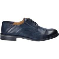 Čevlji  Moški Čevlji Derby Exton 3101 Modra