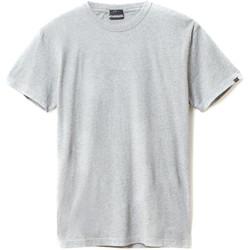 Oblačila Moški Majice s kratkimi rokavi Napapijri N0YIEL Siva