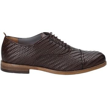 Čevlji  Moški Čevlji Derby Marco Ferretti 140983MF Rjav