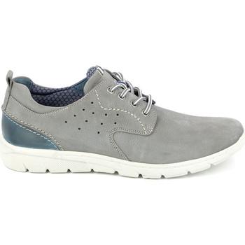 Čevlji  Moški Nizke superge Grunland SC4522 Siva