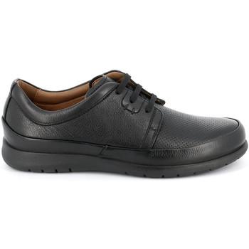 Čevlji  Moški Nizke superge Grunland SC4450 Črna