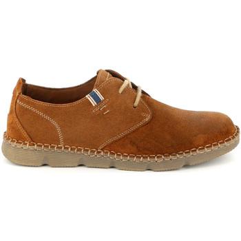 Čevlji  Moški Čevlji Derby Grunland SC4527 Rjav