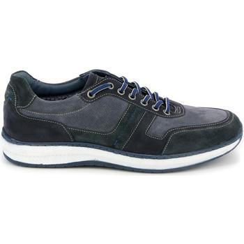Čevlji  Moški Nizke superge Grunland SC4521 Modra