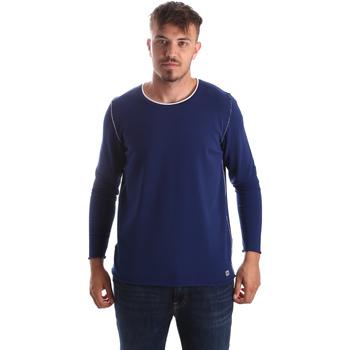 Oblačila Moški Puloverji Byblos Blu 2MM0004 MA0002 Modra