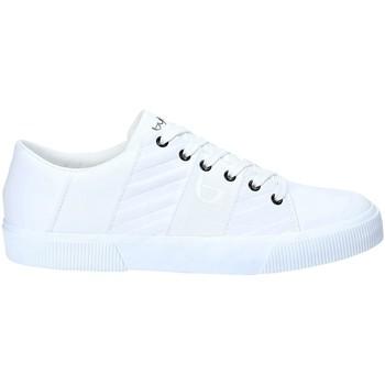 Čevlji  Moški Modne superge Byblos Blu 2MA0003 LE9999 Biely