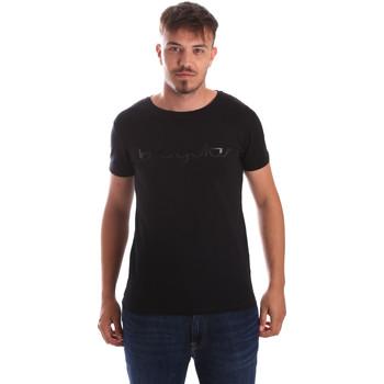 Oblačila Moški Majice s kratkimi rokavi Byblos Blu 2MT0023 TE0048 Črna