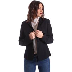 Oblačila Ženske Jakne & Blazerji Liu Jo WXX047T7896 Modra