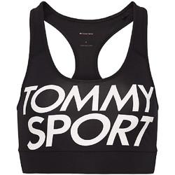 Oblačila Ženske Športni nedrčki Tommy Hilfiger S10S100070 Črna