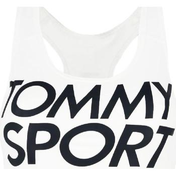 Oblačila Ženske Športni nedrčki Tommy Hilfiger S10S100070 Biely