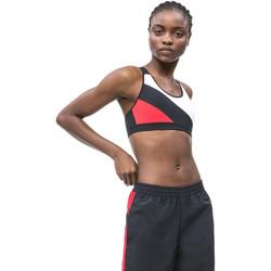 Oblačila Ženske Športni nedrčki Calvin Klein Jeans 00GWS9K149 Črna
