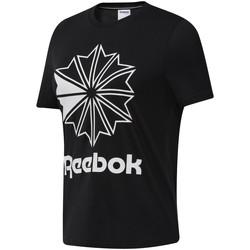 Oblačila Ženske Majice s kratkimi rokavi Reebok Sport DT7219 Črna