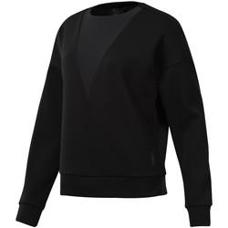 Oblačila Ženske Puloverji Reebok Sport DU4042 Črna