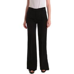Oblačila Ženske Elegantne hlače Liu Jo W19363T7982 Črna