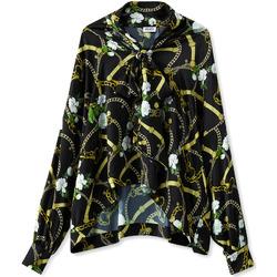 Oblačila Ženske Srajce & Bluze Liu Jo W19499T5335 Črna
