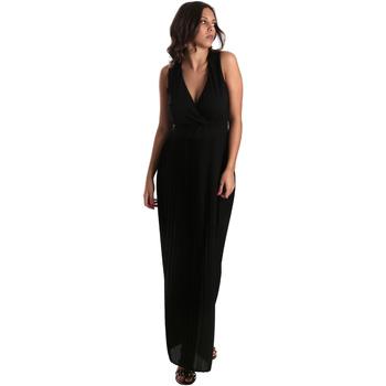 Oblačila Ženske Dolge obleke Fracomina FR19SM673 Črna
