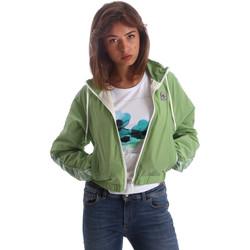Oblačila Ženske Športne jope in jakne Invicta 4431555/D Zelena