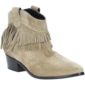 Čevlji  Ženske Gležnjarji Janet&Janet 43052 Bež