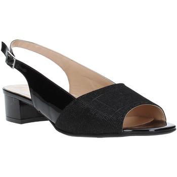 Čevlji  Ženske Sandali & Odprti čevlji Soffice Sogno E8113T Črna