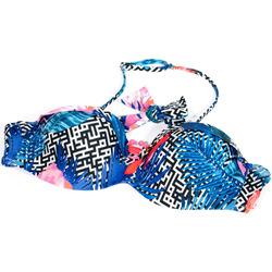 Oblačila Ženske Kopalke ločene Ea7 Emporio Armani 912089 9P432 Modra